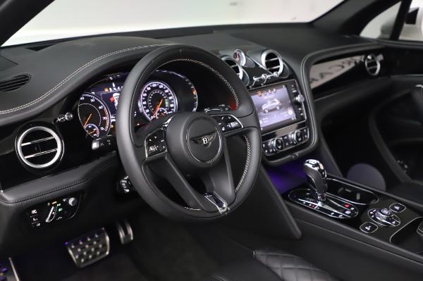 Used 2018 Bentley Bentayga Black Edition for sale Call for price at Maserati of Westport in Westport CT 06880 23