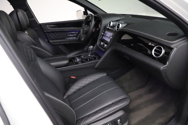 Used 2018 Bentley Bentayga Black Edition for sale Call for price at Maserati of Westport in Westport CT 06880 27