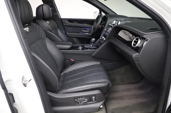 Used 2018 Bentley Bentayga Black Edition for sale Call for price at Maserati of Westport in Westport CT 06880 28
