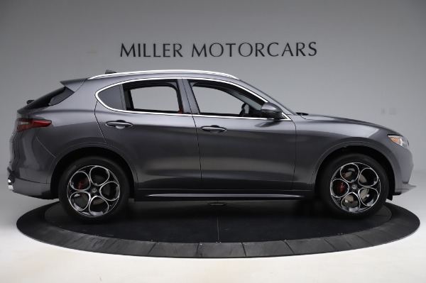 New 2020 Alfa Romeo Stelvio Ti Q4 for sale Sold at Maserati of Westport in Westport CT 06880 10