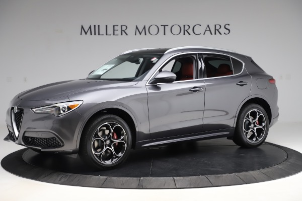 New 2020 Alfa Romeo Stelvio Ti Q4 for sale Sold at Maserati of Westport in Westport CT 06880 3
