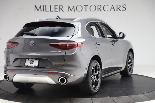New 2020 Alfa Romeo Stelvio Ti Q4 for sale Sold at Maserati of Westport in Westport CT 06880 8
