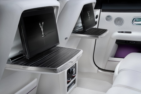 New 2021 Rolls-Royce Ghost for sale Call for price at Maserati of Westport in Westport CT 06880 13