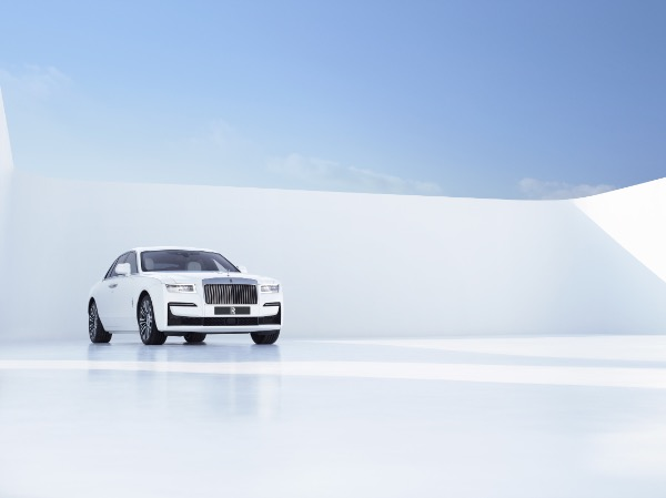 New 2021 Rolls-Royce Ghost for sale Call for price at Maserati of Westport in Westport CT 06880 3