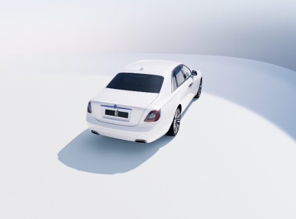 New 2021 Rolls-Royce Ghost for sale Call for price at Maserati of Westport in Westport CT 06880 4