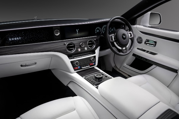 New 2021 Rolls-Royce Ghost for sale Call for price at Maserati of Westport in Westport CT 06880 9