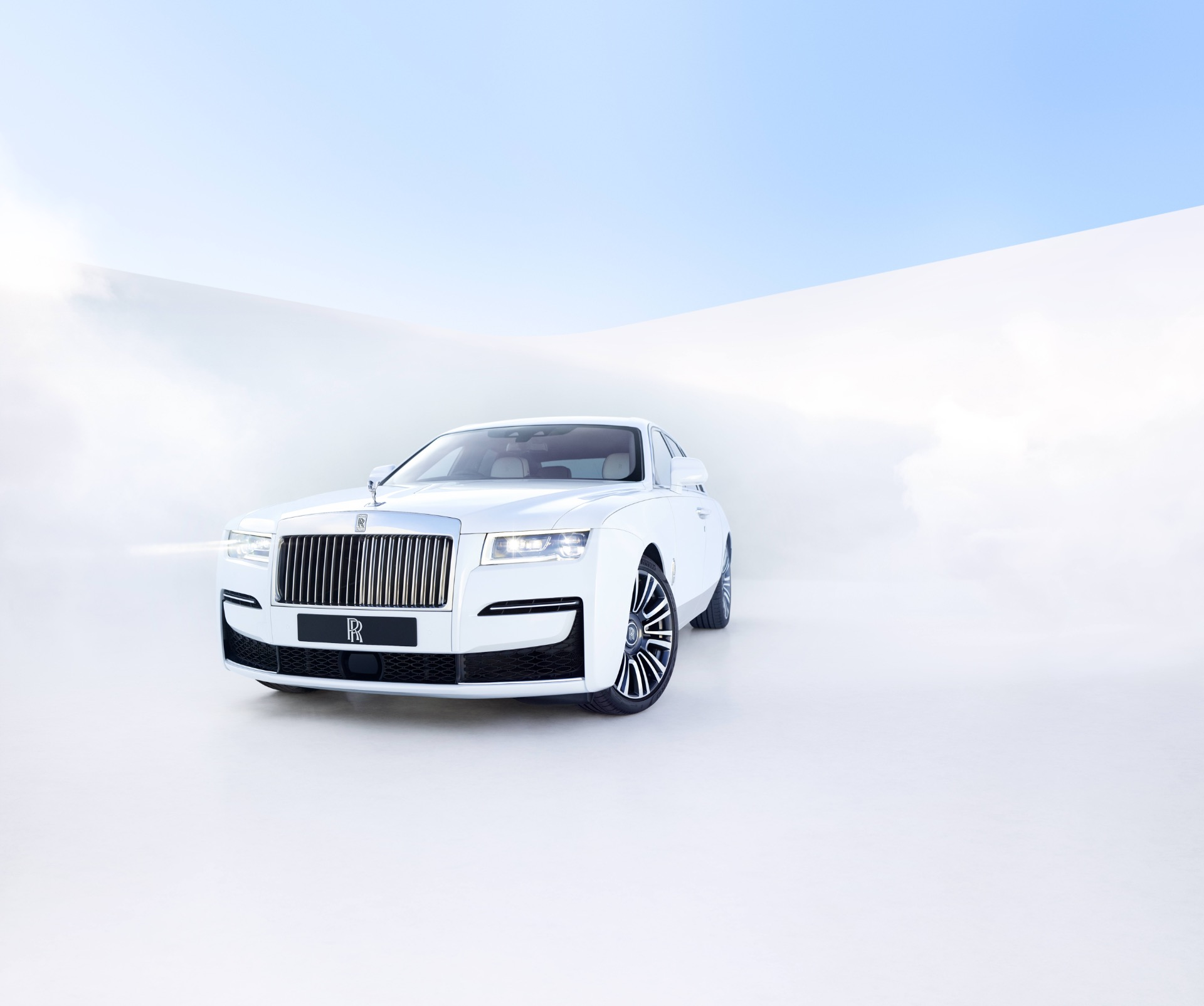 New 2021 Rolls-Royce Ghost for sale Call for price at Maserati of Westport in Westport CT 06880 1