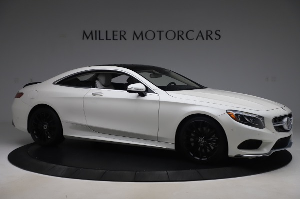 Used 2015 Mercedes-Benz S-Class S 550 4MATIC for sale Sold at Maserati of Westport in Westport CT 06880 10