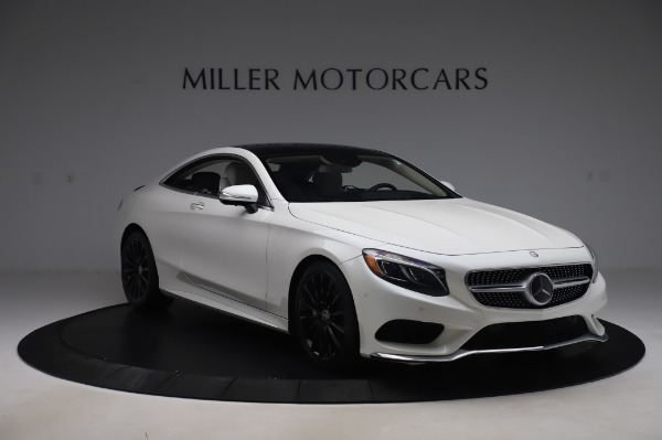 Used 2015 Mercedes-Benz S-Class S 550 4MATIC for sale Sold at Maserati of Westport in Westport CT 06880 11