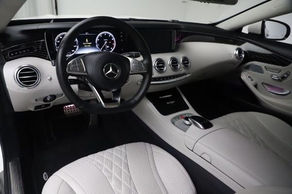 Used 2015 Mercedes-Benz S-Class S 550 4MATIC for sale Sold at Maserati of Westport in Westport CT 06880 13