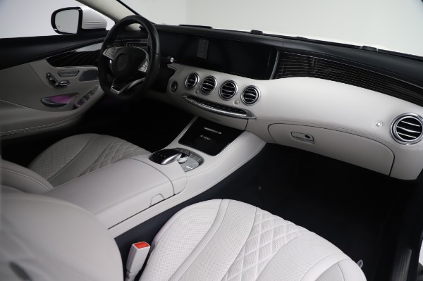 Used 2015 Mercedes-Benz S-Class S 550 4MATIC for sale Sold at Maserati of Westport in Westport CT 06880 19