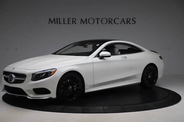 Used 2015 Mercedes-Benz S-Class S 550 4MATIC for sale Sold at Maserati of Westport in Westport CT 06880 2