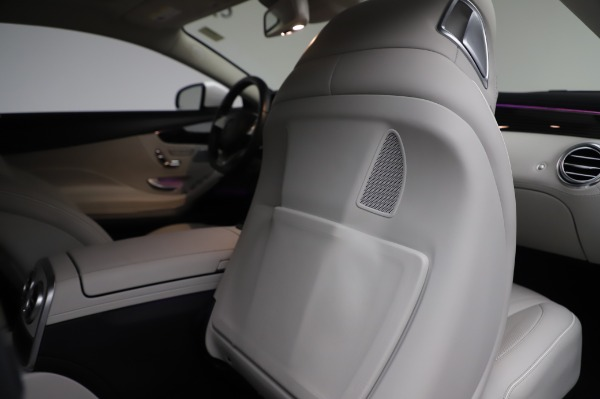 Used 2015 Mercedes-Benz S-Class S 550 4MATIC for sale Sold at Maserati of Westport in Westport CT 06880 20