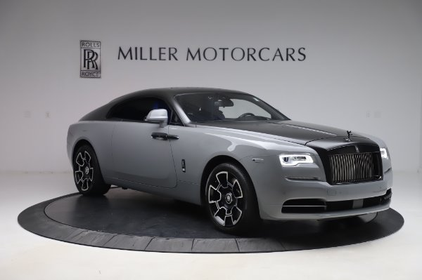 Used 2017 Rolls-Royce Wraith Black Badge for sale $269,900 at Maserati of Westport in Westport CT 06880 10