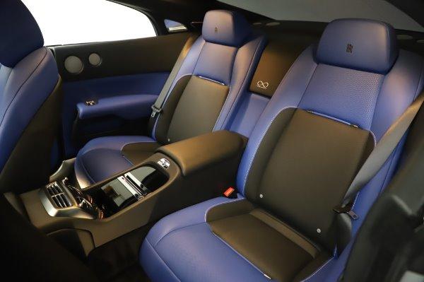 Used 2017 Rolls-Royce Wraith Black Badge for sale $269,900 at Maserati of Westport in Westport CT 06880 14