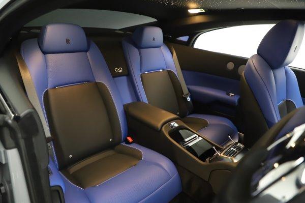 Used 2017 Rolls-Royce Wraith Black Badge for sale $269,900 at Maserati of Westport in Westport CT 06880 15