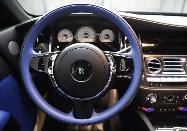 Used 2017 Rolls-Royce Wraith Black Badge for sale $269,900 at Maserati of Westport in Westport CT 06880 16
