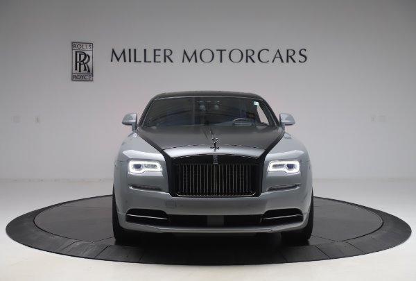 Used 2017 Rolls-Royce Wraith Black Badge for sale $269,900 at Maserati of Westport in Westport CT 06880 2