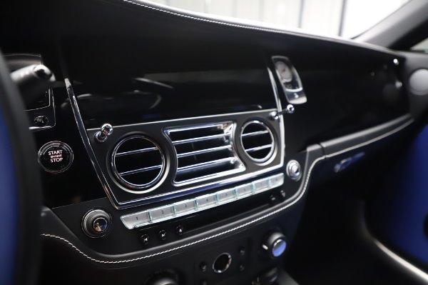Used 2017 Rolls-Royce Wraith Black Badge for sale $269,900 at Maserati of Westport in Westport CT 06880 20