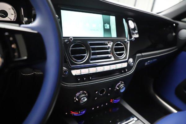 Used 2017 Rolls-Royce Wraith Black Badge for sale $269,900 at Maserati of Westport in Westport CT 06880 21