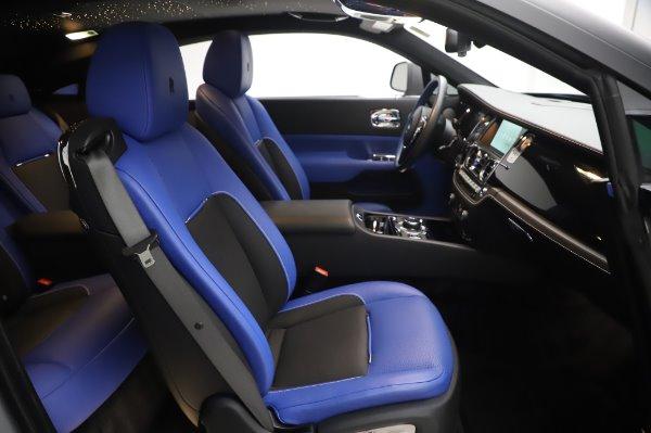 Used 2017 Rolls-Royce Wraith Black Badge for sale $269,900 at Maserati of Westport in Westport CT 06880 28
