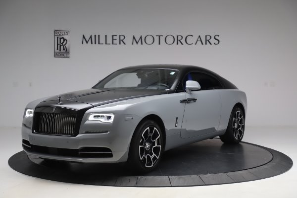 Used 2017 Rolls-Royce Wraith Black Badge for sale $269,900 at Maserati of Westport in Westport CT 06880 3