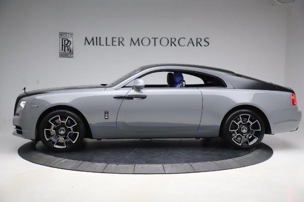 Used 2017 Rolls-Royce Wraith Black Badge for sale $269,900 at Maserati of Westport in Westport CT 06880 4