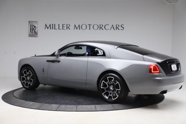 Used 2017 Rolls-Royce Wraith Black Badge for sale $269,900 at Maserati of Westport in Westport CT 06880 5