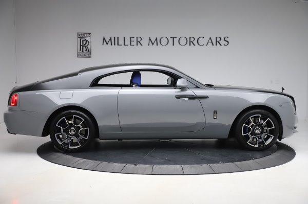 Used 2017 Rolls-Royce Wraith Black Badge for sale $269,900 at Maserati of Westport in Westport CT 06880 8