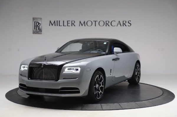 Used 2017 Rolls-Royce Wraith Black Badge for sale $269,900 at Maserati of Westport in Westport CT 06880 1