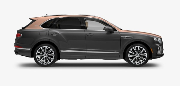 New 2021 Bentley Bentayga V8 First Edition for sale $257,035 at Maserati of Westport in Westport CT 06880 2