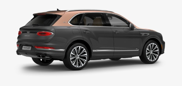 New 2021 Bentley Bentayga V8 First Edition for sale $257,035 at Maserati of Westport in Westport CT 06880 3