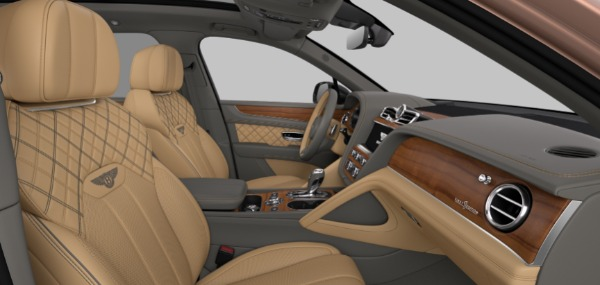 New 2021 Bentley Bentayga V8 First Edition for sale $257,035 at Maserati of Westport in Westport CT 06880 7