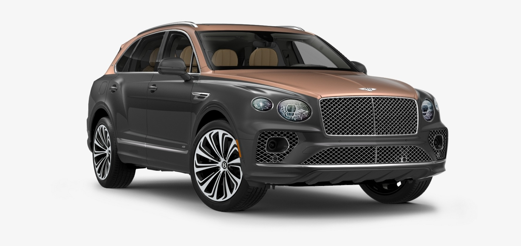 New 2021 Bentley Bentayga V8 First Edition for sale $257,035 at Maserati of Westport in Westport CT 06880 1
