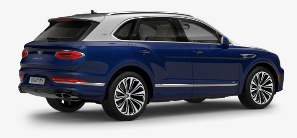 New 2021 Bentley Bentayga V8 First Edition for sale $263,250 at Maserati of Westport in Westport CT 06880 3