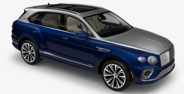 New 2021 Bentley Bentayga V8 First Edition for sale $263,250 at Maserati of Westport in Westport CT 06880 5