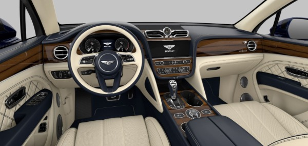 New 2021 Bentley Bentayga V8 First Edition for sale $263,250 at Maserati of Westport in Westport CT 06880 6