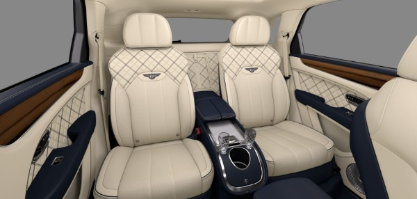 New 2021 Bentley Bentayga V8 First Edition for sale $263,250 at Maserati of Westport in Westport CT 06880 8
