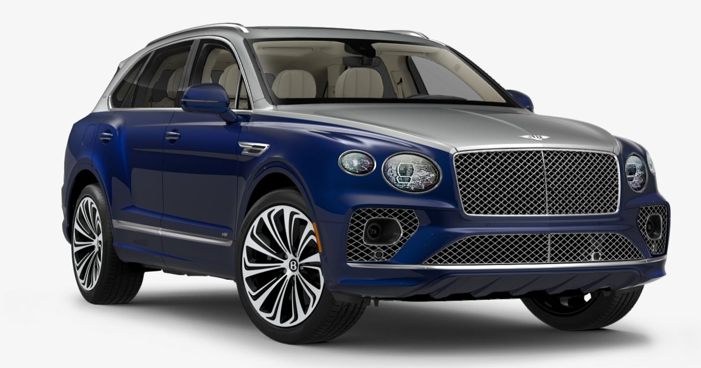New 2021 Bentley Bentayga V8 First Edition for sale $263,250 at Maserati of Westport in Westport CT 06880 1