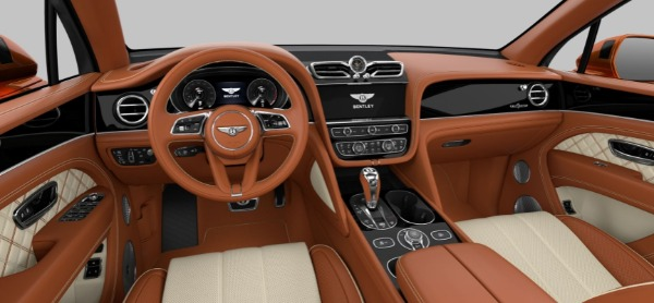 New 2021 Bentley Bentayga V8 First Edition for sale $260,360 at Maserati of Westport in Westport CT 06880 6