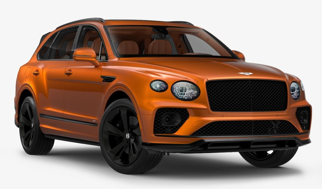 New 2021 Bentley Bentayga V8 First Edition for sale $260,360 at Maserati of Westport in Westport CT 06880 1