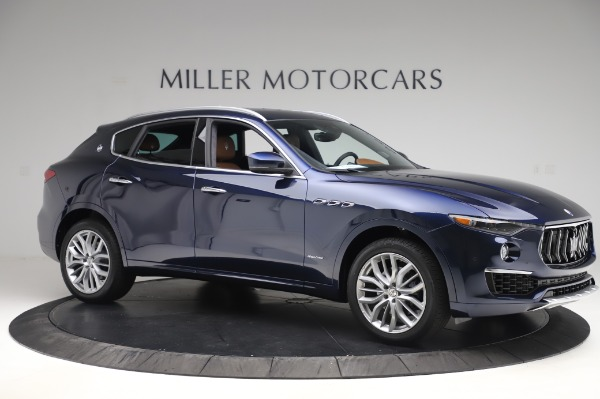 New 2020 Maserati Levante Q4 GranLusso for sale $88,635 at Maserati of Westport in Westport CT 06880 10