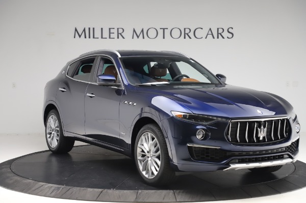 New 2020 Maserati Levante Q4 GranLusso for sale $88,635 at Maserati of Westport in Westport CT 06880 11