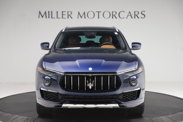 New 2020 Maserati Levante Q4 GranLusso for sale $88,635 at Maserati of Westport in Westport CT 06880 12