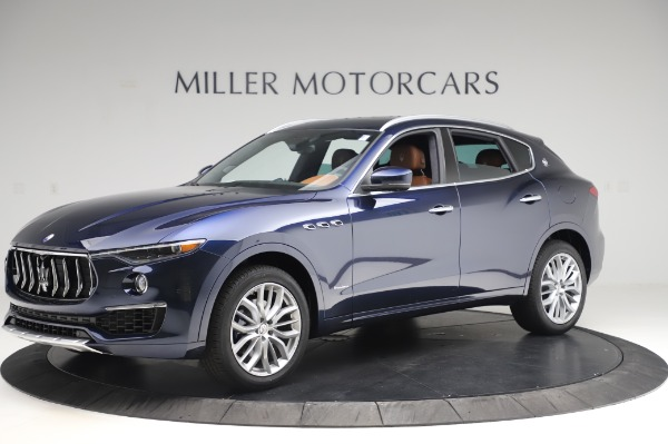 New 2020 Maserati Levante Q4 GranLusso for sale $88,635 at Maserati of Westport in Westport CT 06880 2