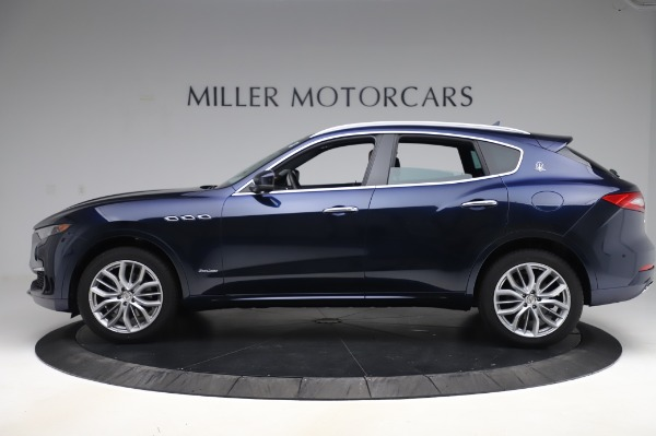 New 2020 Maserati Levante Q4 GranLusso for sale $88,635 at Maserati of Westport in Westport CT 06880 3