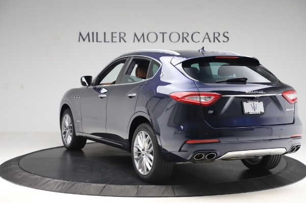 New 2020 Maserati Levante Q4 GranLusso for sale $88,635 at Maserati of Westport in Westport CT 06880 5