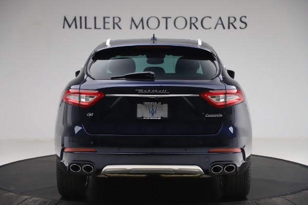 New 2020 Maserati Levante Q4 GranLusso for sale $88,635 at Maserati of Westport in Westport CT 06880 6
