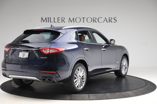 New 2020 Maserati Levante Q4 GranLusso for sale $88,635 at Maserati of Westport in Westport CT 06880 7