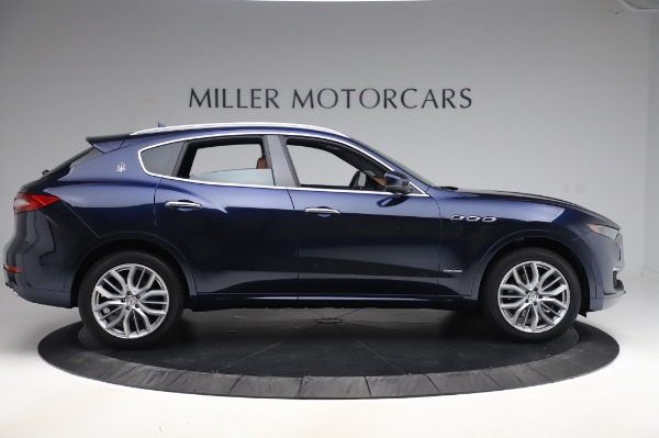 New 2020 Maserati Levante Q4 GranLusso for sale $88,635 at Maserati of Westport in Westport CT 06880 9